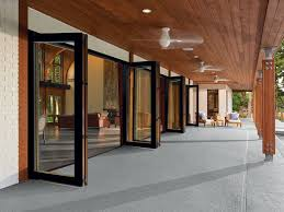 different operating styles work what makes them so easy to operate and why a moving glass wall is a sliding glass door alternative thats a step up - Sliding Glass Wall