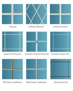 Replacement Windows Houston Grids