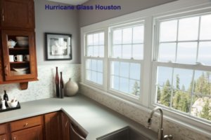 hurricane glass houston