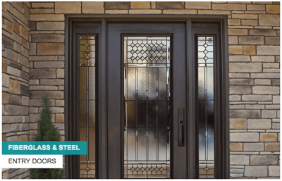 Replacement Entry Doors Houston - Houston Window Experts